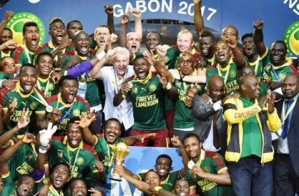 CAN TOTAL GABON 2017 : le Cameroun sur le toit de l ...