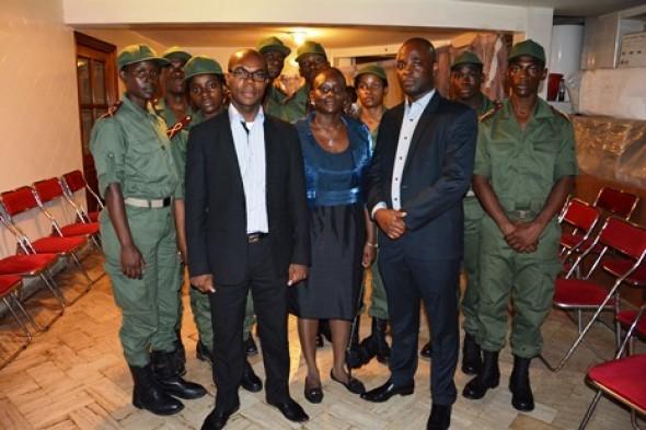 Les FAR ... école pour les armées africaines ! - Page 2 Object.getObject